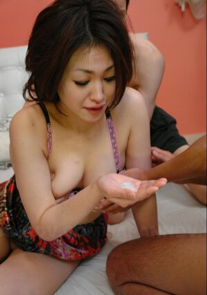 There are tons of candidates to have an intercourse Japanese chick's fuck hole and fill it with cum